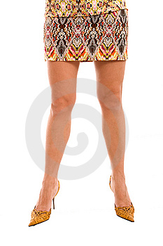 Woman Legs Stock Photos - Image: 8642223