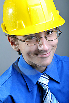Engineer Stock Photo - Image: 8642240