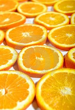 Orange Fruits Background Stock Photography - Image: 8642312