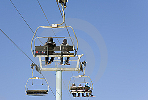 Skiing Royalty Free Stock Photography - Image: 8642777