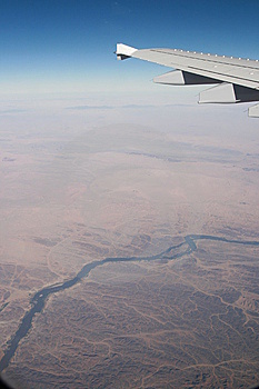 Above Africa Stock Images - Image: 8642784