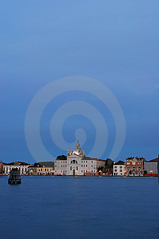 Venice At Night Stock Photos - Image: 8642863