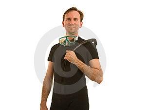 Underwater Men Royalty Free Stock Photo - Image: 8642905