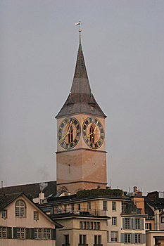 St. Peter's Church Tower Stock Images - Image: 8642964