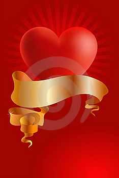 Love Postcard Stock Photography - Image: 8643292
