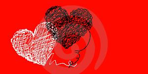 Vector Heart Royalty Free Stock Photo - Image: 8643345