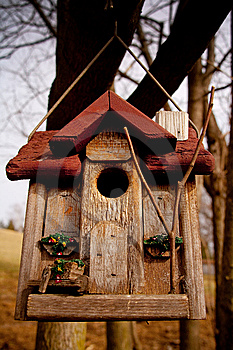 Bird House Stock Images - Image: 8643704