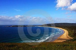 New ZealandBeach Royalty Free Stock Image - Image: 8643706