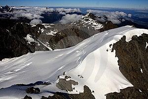 New Zealand Mountains Royalty Free Stock Photo - Image: 8643755