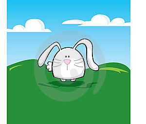 Bunny Royalty Free Stock Images - Image: 8644129