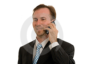 Businessman Stock Photo - Image: 8644330