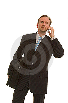 Businessmen Royalty Free Stock Photos - Image: 8644348