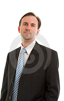 Businessman Royalty Free Stock Photography - Image: 8644497