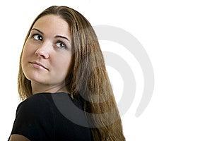 Female Model Stock Photo - Image: 8644650