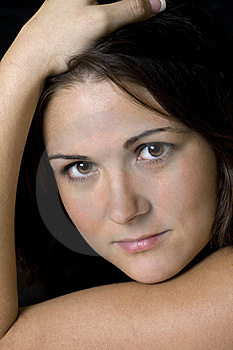 Female Model Royalty Free Stock Photography - Image: 8644677