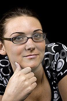 Female Model Stock Image - Image: 8644701