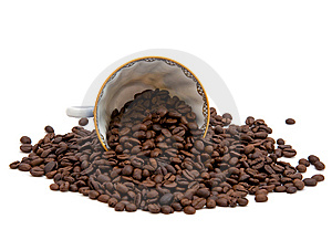 Coffee Beans Stock Photos - Image: 8645433