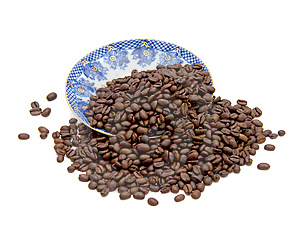 Coffee Beans Royalty Free Stock Image - Image: 8645436