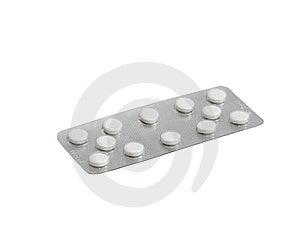 Tabletten Stock Afbeeldingen - Afbeelding: 8645454