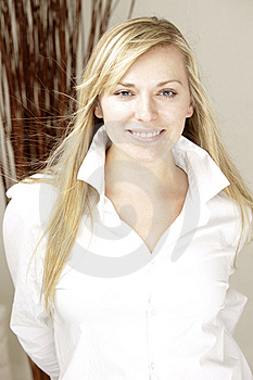 Blond Model Stock Images - Image: 8646164