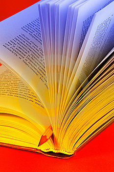 Opened Book Stock Photography - Image: 8646472