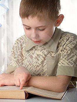 The Boy Stock Image - Image: 8646841