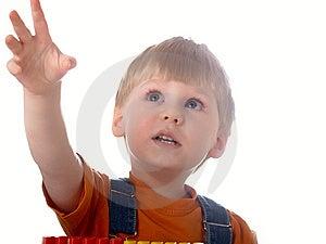 Das Kind Lizenzfreie Stockfotos - Bild: 8646848