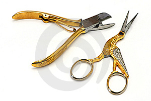 Manicure Tools Stock Images - Image: 8646924