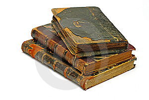 Old Religious Books Royalty Free Stock Photo - Image: 8646925
