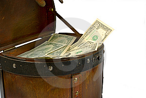 Money Stock Image - Image: 8647001