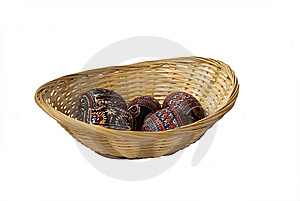 Easter Eggs Royalty Free Stock Photo - Image: 8647015