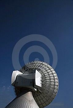 Radioteleskop Fotografering för Bildbyråer - Bild: 8647271