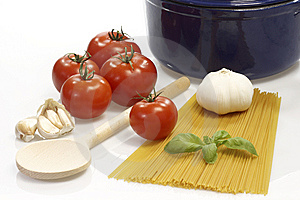 Cooking Spaghetti Royalty Free Stock Photos - Image: 8647278