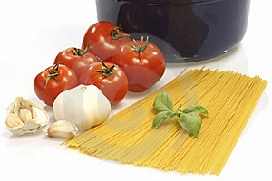 Cooking Spaghetti Royalty Free Stock Photos - Image: 8647288