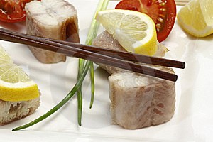 Fish Appetizer Stock Photo - Image: 8647300