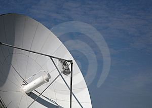 Radio Telescope Stock Image - Image: 8647331