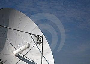 Radioteleskop Fotografering för Bildbyråer - Bild: 8647331
