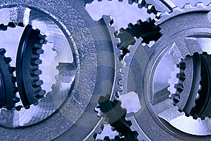 Gear Royalty Free Stock Images - Image: 8647399