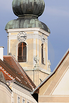 Churches In Stein No.3 Stock Photo - Image: 8647510