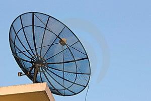 Parabolic Antenna Royalty Free Stock Photography - Image: 8647517
