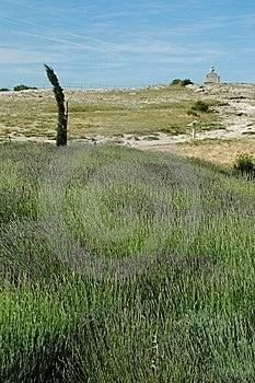 Baux De Les Provence Obraz Royalty Free - Obraz: 8647536