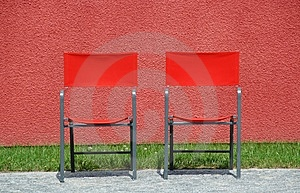 Red In Red Royalty Free Stock Images - Image: 8647639