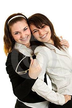 Giovani Donne Di Affari E Giovani Uomini D'affari Immagine Stock Libera da Diritti - Immagine: 8647656