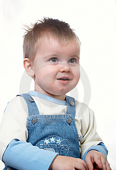 The Child Stock Images - Image: 8647694