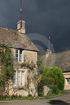 Casa De Cotswold Fotos de archivo - Imagen: 8647793