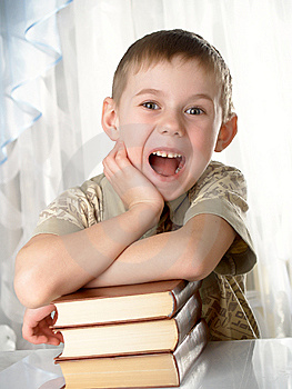 The Boy Stock Images - Image: 8647844