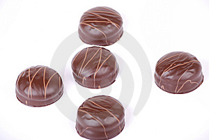 Small Chocolate Cakes 4 Stock Image - Image: 8647851