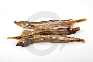 Smoked Fish Of Golden Stock Images - Image: 8648214