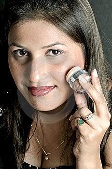 Indian Model Stock Photo - Image: 8648710