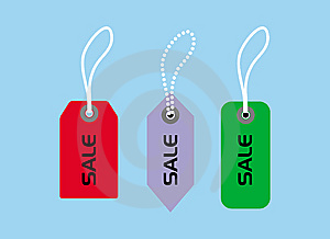 Sales Tags Stock Images - Image: 8648824
